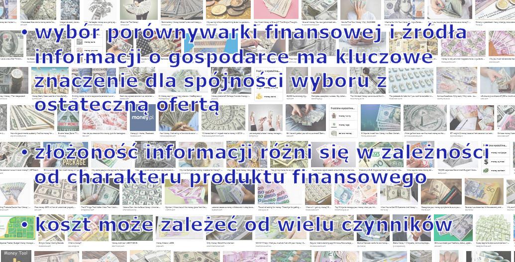 jakość produktu finansowego